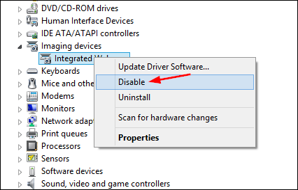 disable-camera-in-device-manager