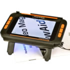 A-Max Portable Handheld Low Vision Video Magnifier 3.5'' Color LCD