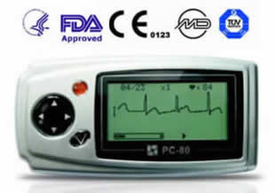 Easy ECG Handheld Monitor FP180