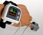 Wrist Pulse Oximeter PC-68B