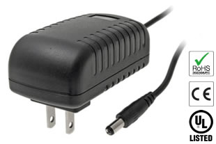 AC Adapter and Battery Charger for UT100 Oximeter